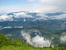 гора ландшафта Стоковое фото RF