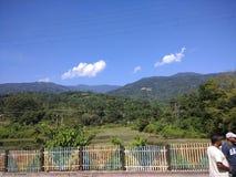 Гора леса природы индийская стоковые фото