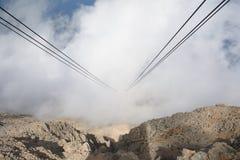 гора лифта Стоковая Фотография RF