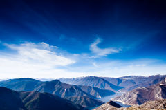 гора македонии kozjak стоковая фотография rf
