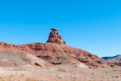 Гора мексиканской шляпы Стоковые Фото