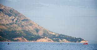 Гора моря Стоковое Изображение