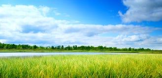гора озера северная Стоковые Фотографии RF