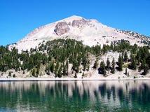 гора озера Стоковые Фотографии RF