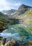 гора озера Стоковые Изображения RF