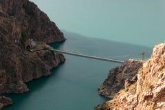 гора озера chervak Стоковые Фото