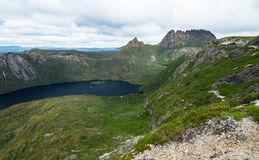гора озера dove вашгерда стоковая фотография