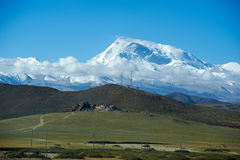 Гора падуба Стоковое фото RF