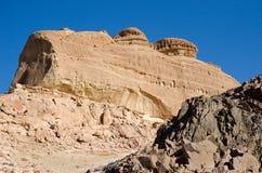 гора песчаника Стоковые Фото