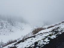 Гора Портленд Орегон май 2016 клобука стоковое изображение