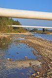 гора прокладывает трубопровод малый переход 2 Стоковые Фотографии RF