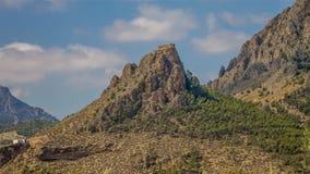 Гора пяди Стоковое фото RF