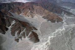 гора размывания зоны Стоковая Фотография RF