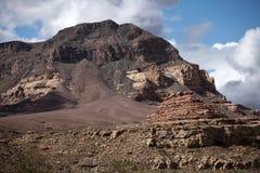 гора рисбермы кроша Стоковое фото RF