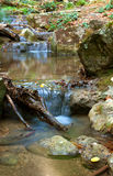 гора ручейка Стоковое фото RF