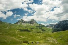 Гора седловины Стоковое Фото