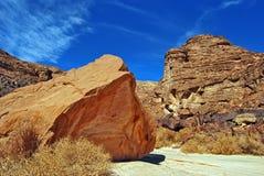 Гора Синай в утре Стоковые Изображения RF