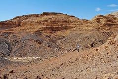 Гора Синай в утре Стоковое Фото