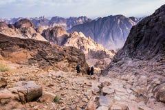 гора Синай Египет Стоковая Фотография RF