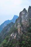 гора скал предательская Стоковое Изображение
