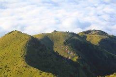 Гора славы Стоковые Изображения RF