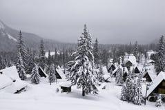 гора снабжения жилищем Стоковая Фотография RF