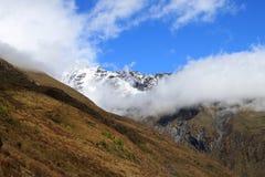 Гора снежка Стоковое Изображение RF