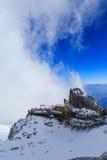 Гора снежка Yulong Стоковое фото RF