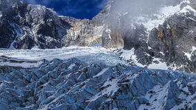 Гора снежка Yulong Стоковые Изображения RF