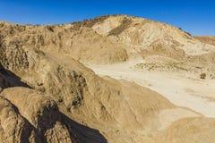 Гора соли каменная Стоковое фото RF