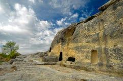гора стародедовского города высокая Стоковые Фото
