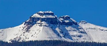 Гора таблицы биллиарда Стоковая Фотография RF