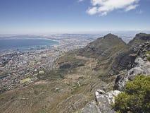 Гора таблицы, Кейптаун Стоковые Изображения