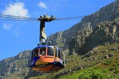 Гора таблицы, Южная Африка Стоковое Изображение RF