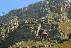 Гора таблицы, Южная Африка Стоковые Изображения RF