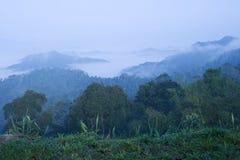 гора Таиланд стоковое изображение
