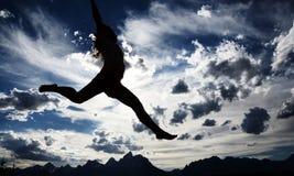 гора танцульки Стоковое Изображение