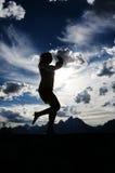 гора танцульки Стоковые Фото