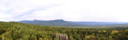 Гора трясет Taganay Стоковое фото RF