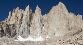 Гора Уитни Стоковые Изображения RF
