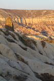 Гора утеса в Cappadocia стоковая фотография rf