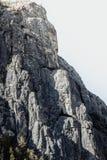 Гора утеса как предпосылка стоковое фото rf