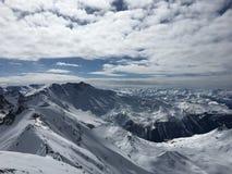 гора Франции Стоковая Фотография RF