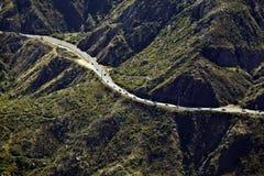 гора хайвея Стоковое Изображение RF