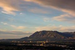 Гора Шайенна Стоковые Изображения RF