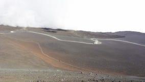 Гора Этна Стоковая Фотография RF