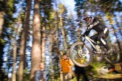 гора 2 bike Стоковые Изображения