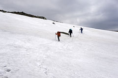 Гора Стоковая Фотография RF