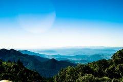 Гора Стоковое фото RF