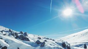 Гора Стоковые Фотографии RF